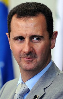 Al-Assad Bashar Syria
