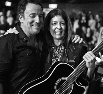 Bruce Springsteen at Stand up benefit