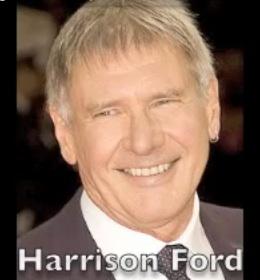 Harrison Ford overcame depression