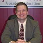 Jopline Superintendent Huff - school photo