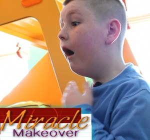 Miracle Makeover surprises boy