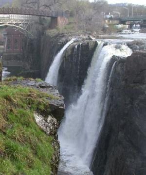 New Jersey Great Falls Paterson - GNU photo