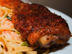 chicken drumstick Flickr-HermitsMoores-CC