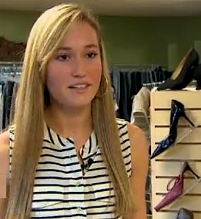 Krissy's Kloset founder CNNvideo