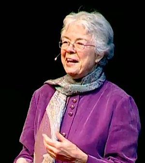 TEDx talk - Margo teaches in Kenya