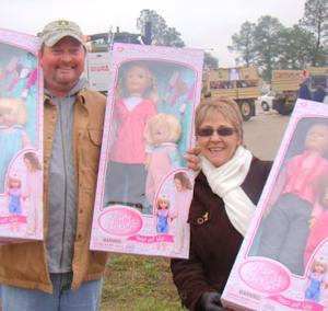 Toys for Tots US Army photo