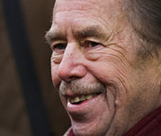 Vaclav Havel by Martin Kozk