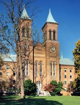 Antioch College in Ohio