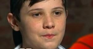 Autism math prodigy -CBS video clip