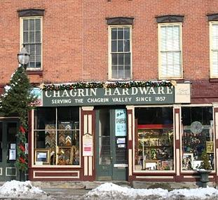 Chagrin Hardware in Cleveland suburb