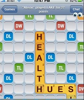 Games With Friends image-Health