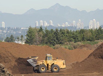 Harvest Power's organic waste facility