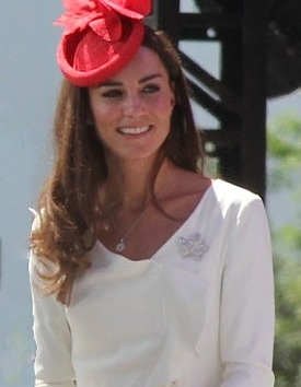 Kate Middleton by Pat Pilon Flickr -CC