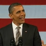 Obama sings Al Green at the Apollo