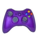 Xbox controller in purple