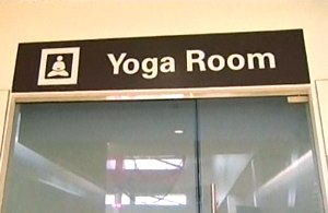 Yoga room SF airport