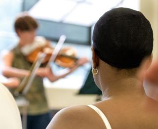 violinist Shelter Music Boston - SusanWilsonPhotography.com