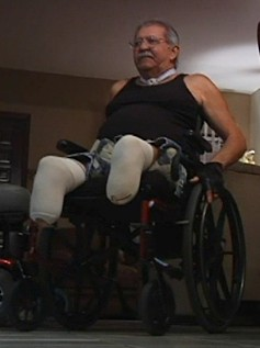 wheelchair and car replaced for Miami man