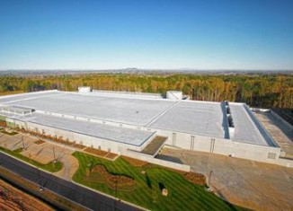Apple facility in Maiden NC