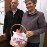 British couple finds 20K donation on doorstep