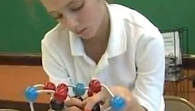 Girl, 11. creates new molecule - Fox News video