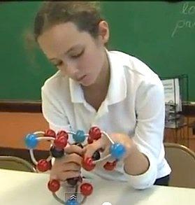 Girl, 11. creates new molecule - Fox News video