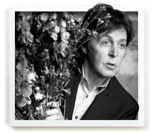 Paul McCartney Kisses On the Bottom - album art