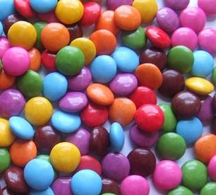 Candy Smarties - UK Nestles photo