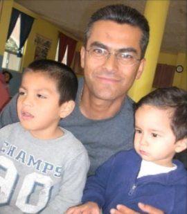Franky Carillo wrongly convicted - family photo