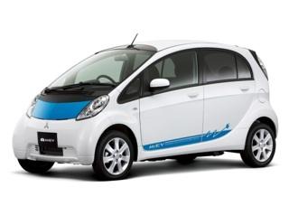 Mitsubishi MiEV EV