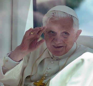 Pope photo by M.Mazur , thepapalvisit.org.uk