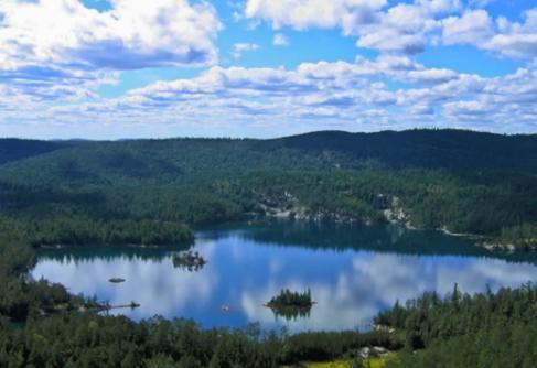 Wolf Lake Ontario