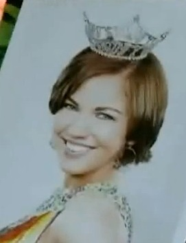 beauty queen headshot (NBC video snippet)