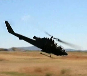 chopper headed downward YoutubeVid