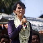 Aung San Suu Kyi - CC photo by Htoo Tay Zar