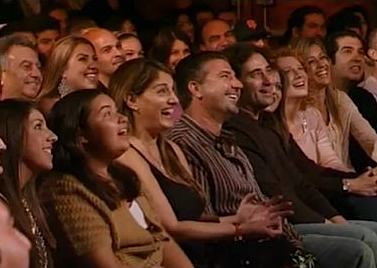 Axis of Evil tour audience - Comedy Central Video