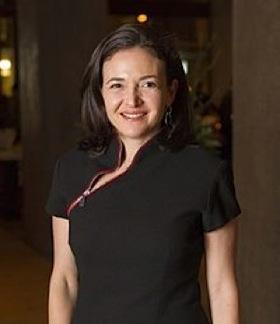 Facebook COO Sheryl Sandberg Financial Times -CC