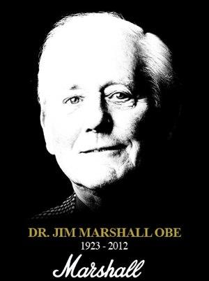 Marshall Amp tribute photo