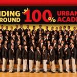 Urban Prep Academy graduating class