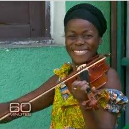 violinist Congo orchestra - 60 minutest