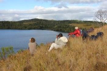 wildlife team in Madagascar - by Matse Borimato