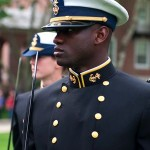 Orlando, as a Coast Guard Academy Graduate