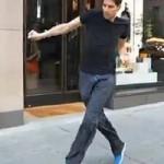 Dance walking Ben Aaron-YouTube