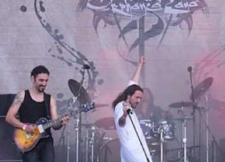 Heavy Metal band, Orphaned Land - by Dark Apostrophe, CC
