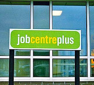 Job Centres Plus bldg-UK Govt