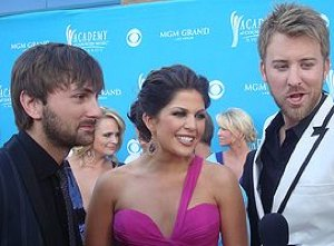 Lady Antebellum- Flickr photo by Keith Hinkle - CC