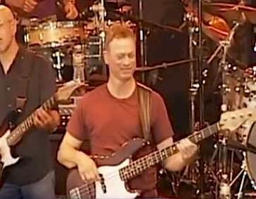The Lt. Dan Band, WFMY video snapshot