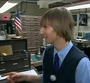 Nuclear scientist teen - CBS video snapshot