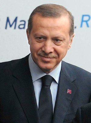 Turkey premier Recep Tayyip Erdogan - Photo by ABr-CC