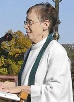shooting victim, church Rector, St Peters Episcopal Church